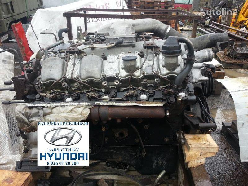 двигатель  Mitsubishi D8AB D8AX D8AY для грузовика HYUNDAI HD Gold AERO