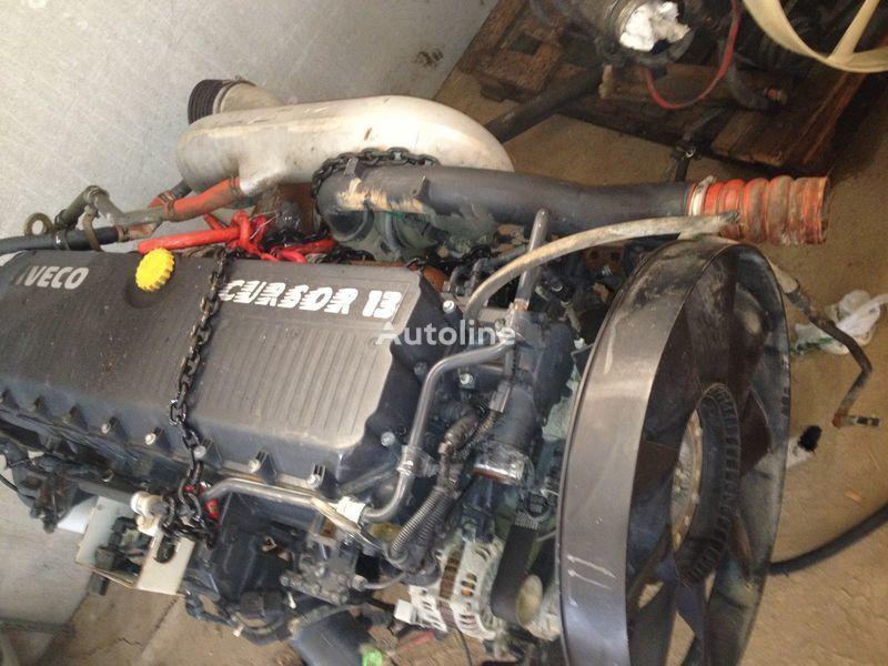 двигатель  Iveco F3BE0681 E3 von PS 440/480/540 Cursor 13 для грузовика IVECO Cursor/Stralis/Trakker Euro 3 S44-S48-S54
