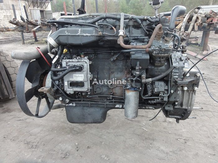 двигатель  Tector для грузовика IVECO EuroCargo