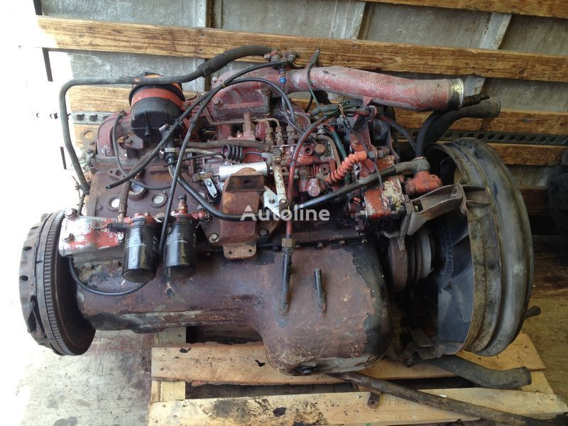 двигатель  Iveco Eurocargo 8060.45S 1998г для грузовика IVECO Eurocargo