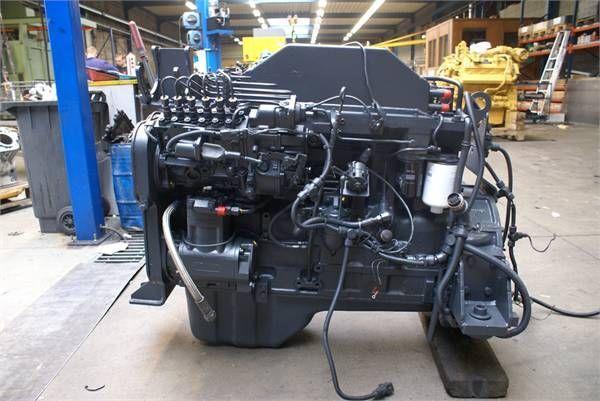 двигатель для фронтального погрузчика KOMATSU S6D114 E1