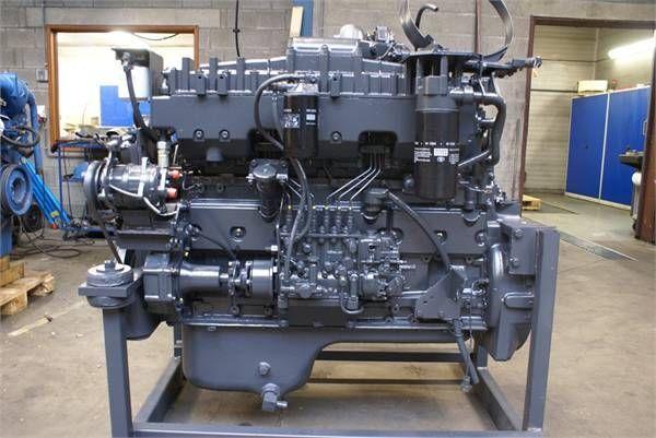 двигатель для другой спецтехники KOMATSU SA6D125 E2