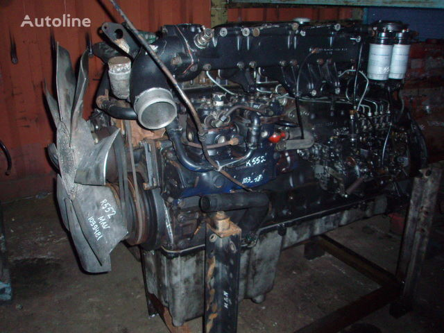 двигатель  MAN D2866Lf для тягача MAN