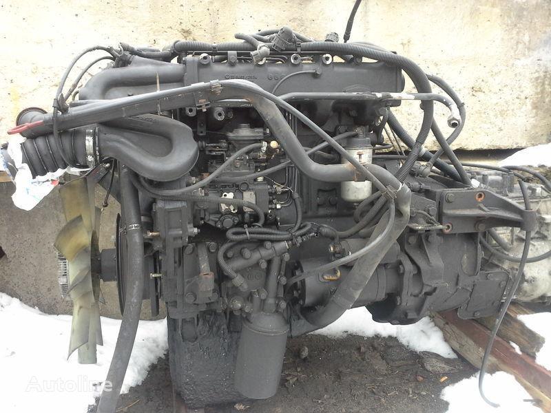 двигатель  Мотор МАN 4.6л 163 к.с 114кв простой турбо-дизель 440 тис. для грузовика MAN