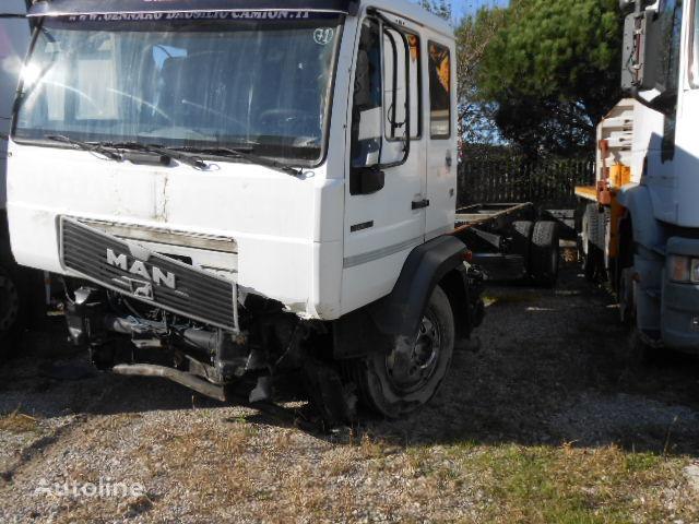 двигатель для грузовика MAN 12.224
