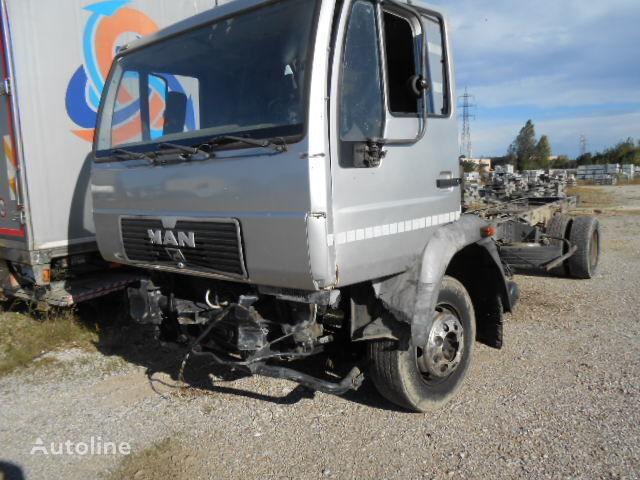 двигатель  MAn 14.163 EURO 2 B.J. 1998 KM 400000 для грузовика MAN 163