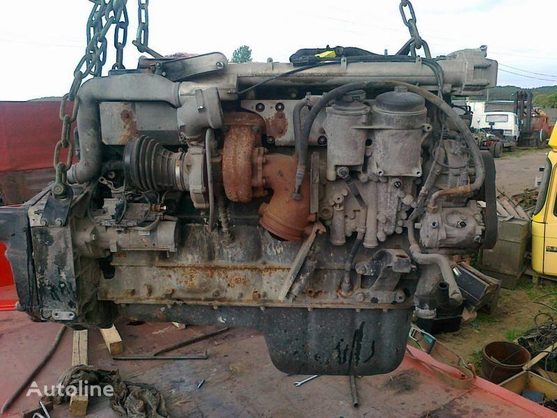 двигатель для тягача MAN D20 D26 D2066 na czesci 350 430 390 440 480