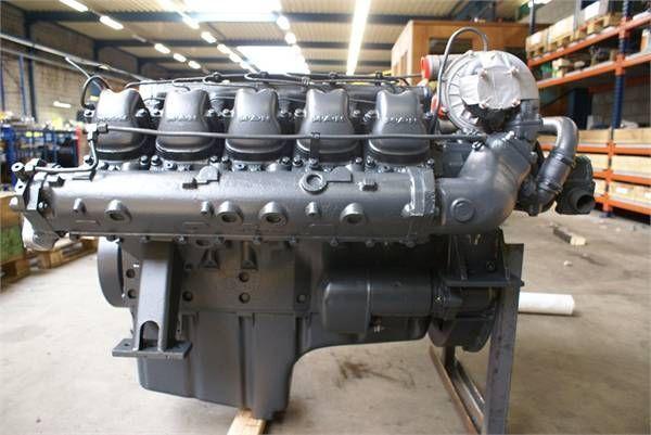 двигатель для другой спецтехники MAN D2840LE