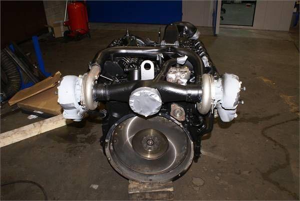 двигатель для тягача MAN D2840LF01