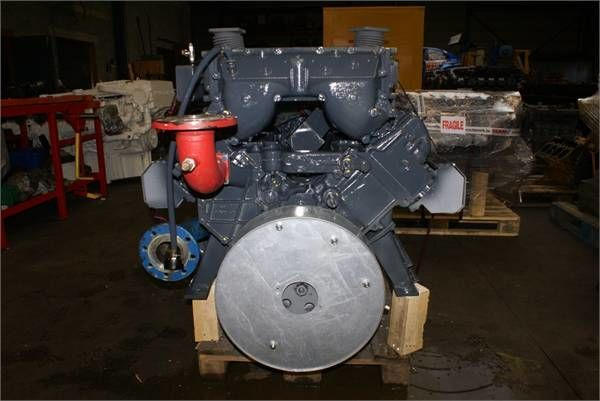 двигатель для грузовика MAN D2842LE211