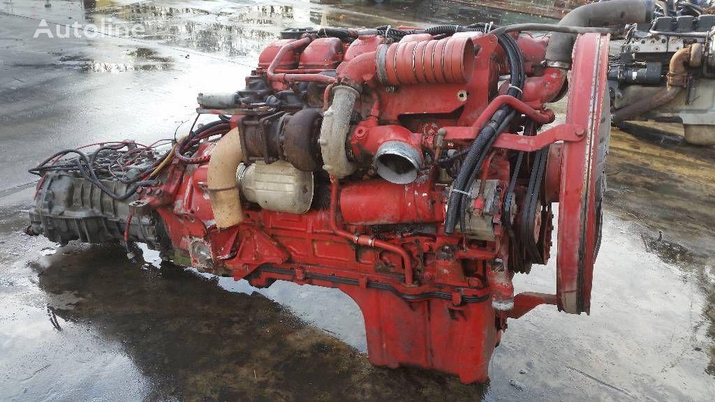 двигатель для грузовика MAN D2865