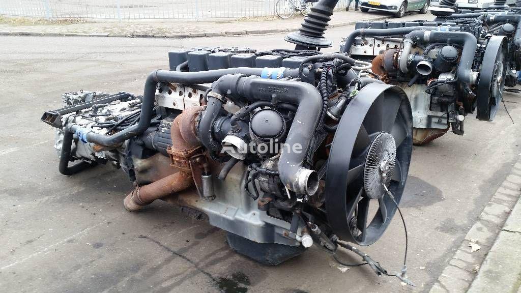 двигатель для тягача MAN D2866LF20