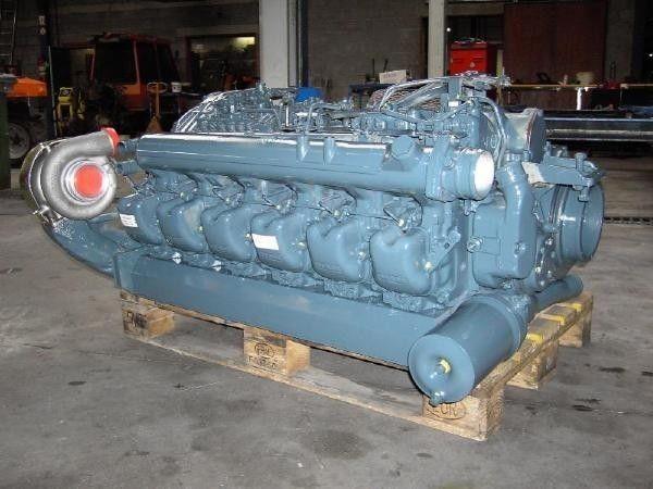 двигатель для автобуса MAN D2876 LOH 01/02/03/04/05/20/21/23