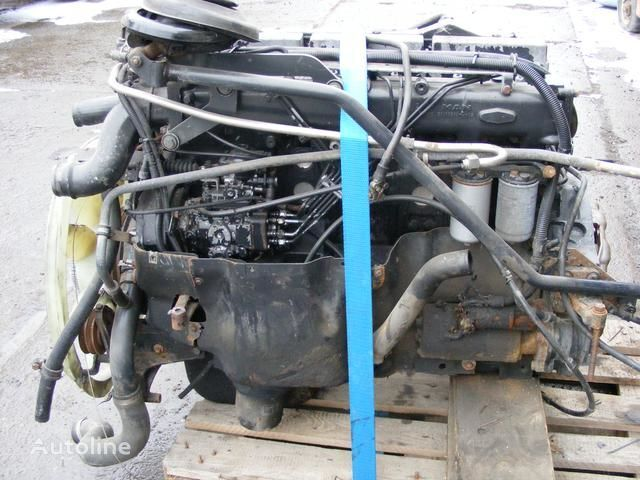 двигатель для грузовика MAN motor 290 HP
