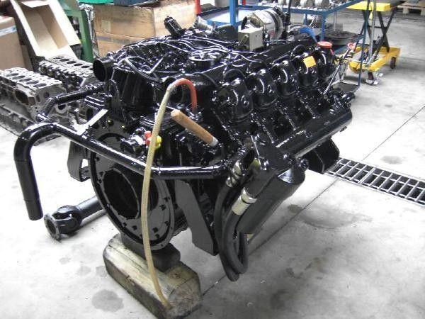 двигатель для грузовика MERCEDES-BENZ OM 403