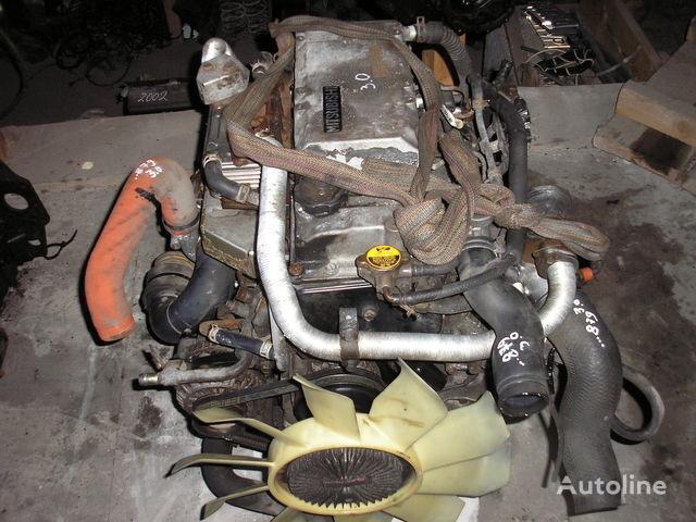 двигатель  Mitsubishi 4М40-4d31-4d34 для грузовика MITSUBISHI canter
