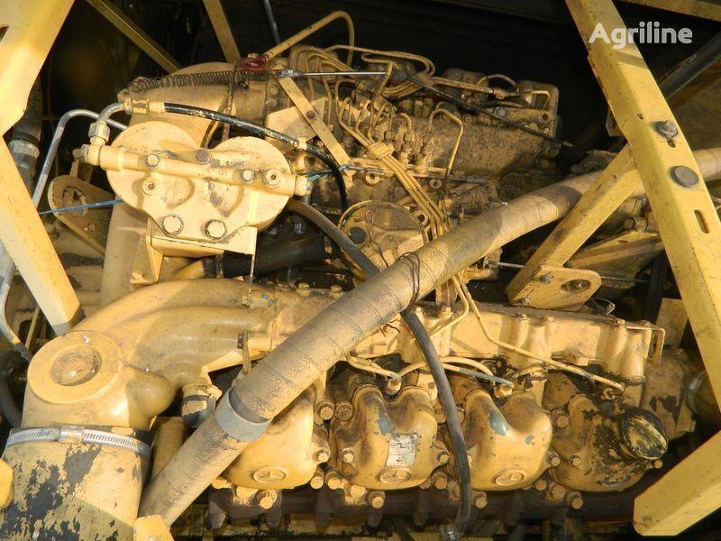 двигатель  Mercedes Benz OM422 для комбайна NEW HOLLAND TF46
