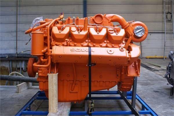 двигатель для другой спецтехники SCANIA DI14