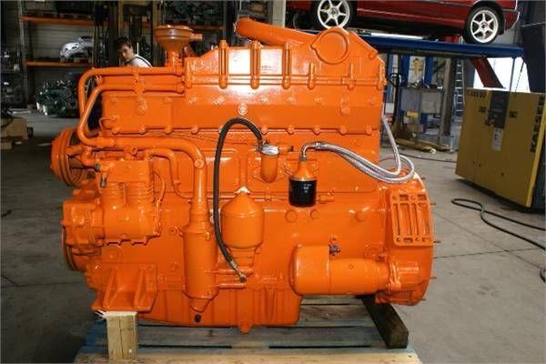двигатель для грузовика SCANIA DSI11.62