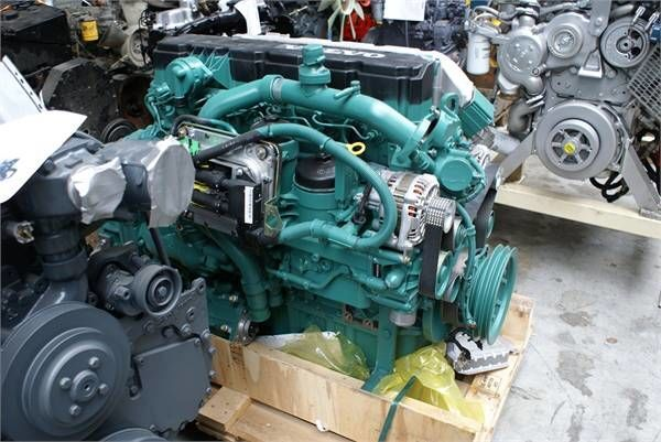 двигатель для экскаватора VOLVO D7E