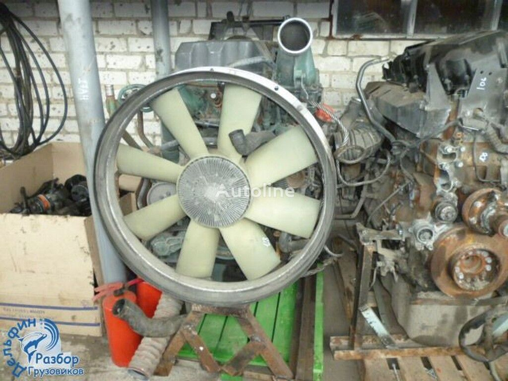 двигатель  D9A для грузовика VOLVO FM9