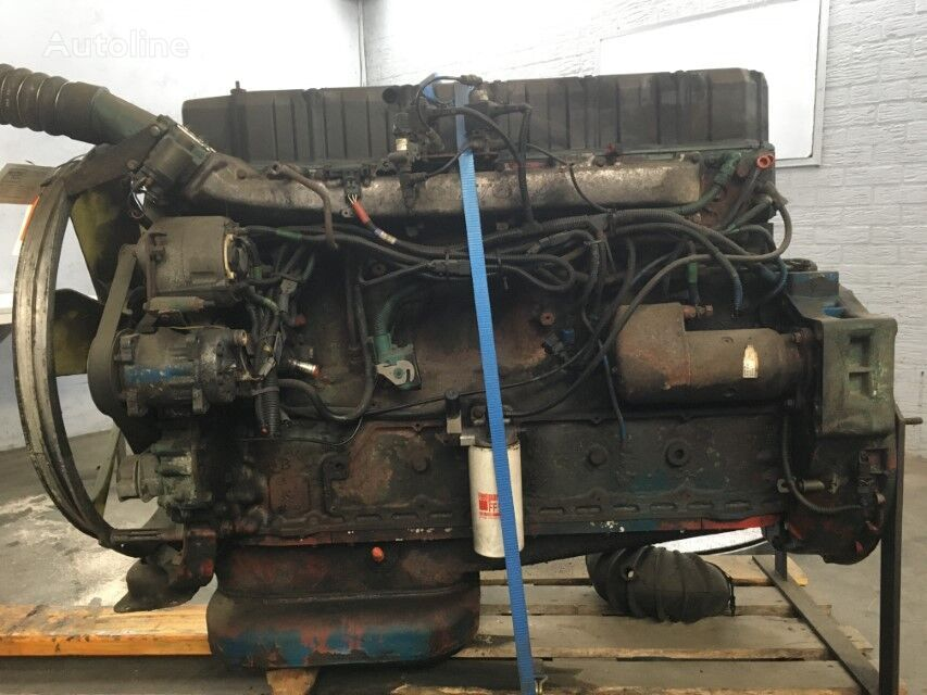 двигатель  D12A380 EC93 для тягача VOLVO Motor D12A380 EC93