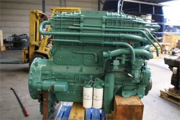 двигатель для другой спецтехники VOLVO TD122KAE