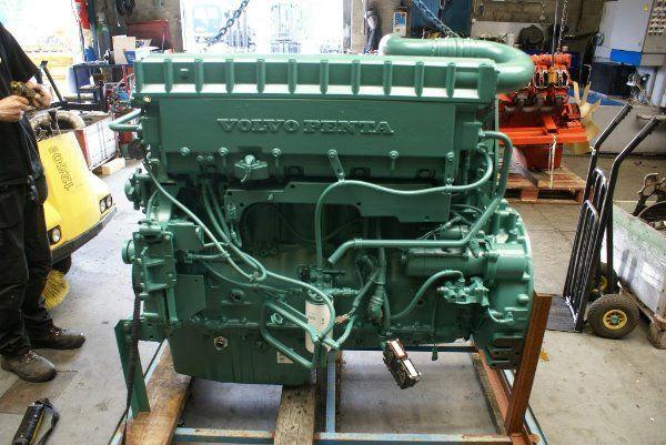 двигатель для другой спецтехники VOLVO TWD1240VE
