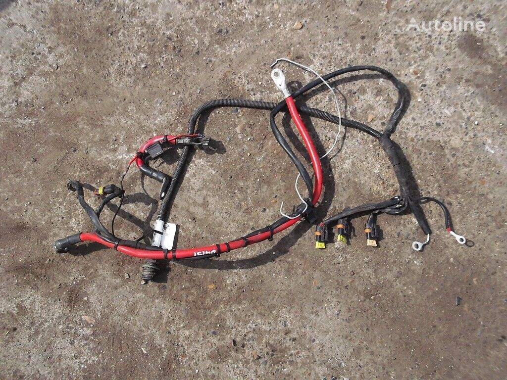 электропроводка  Проводка аккумуляторного отсека Volvo для грузовика