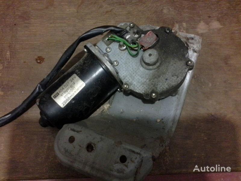 электропроводка  Мотор щоток, блок придохранітєлів Ман для грузовика MAN