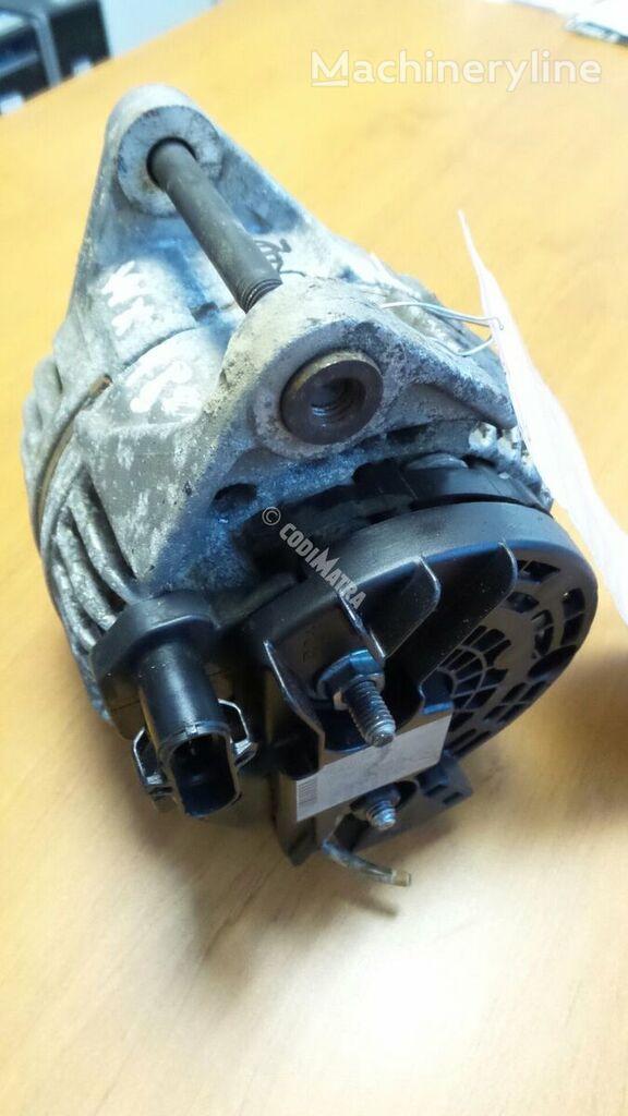 генератор для экскаватора CASE WX150