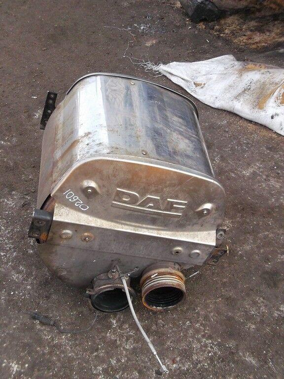 глушитель для грузовика DAF