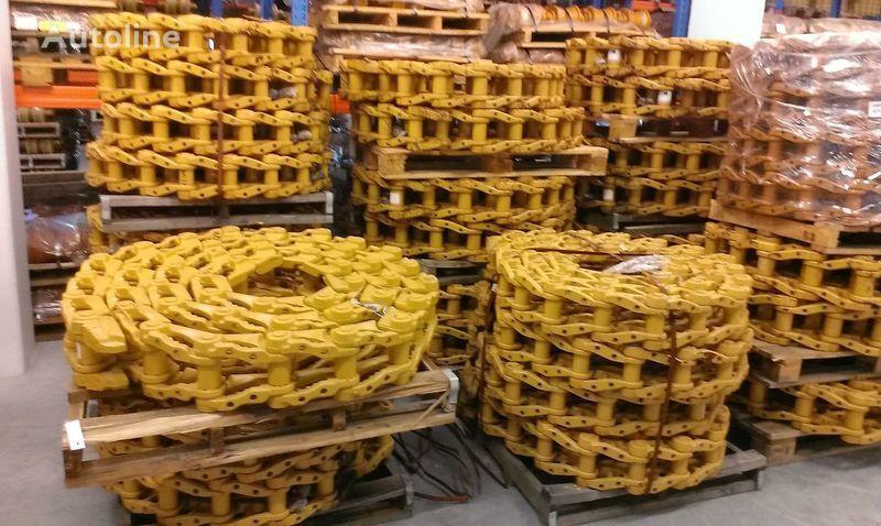 новая гусеница  JCB ролики , цепь, направляющие колеса для экскаватора JCB 130,160,180,220,240,260,290,330