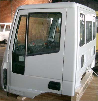 новая кабина  IVECO CABINA TECTOR MLREVESTIDA для грузовика IVECO ML CORTA TECHO BAJO