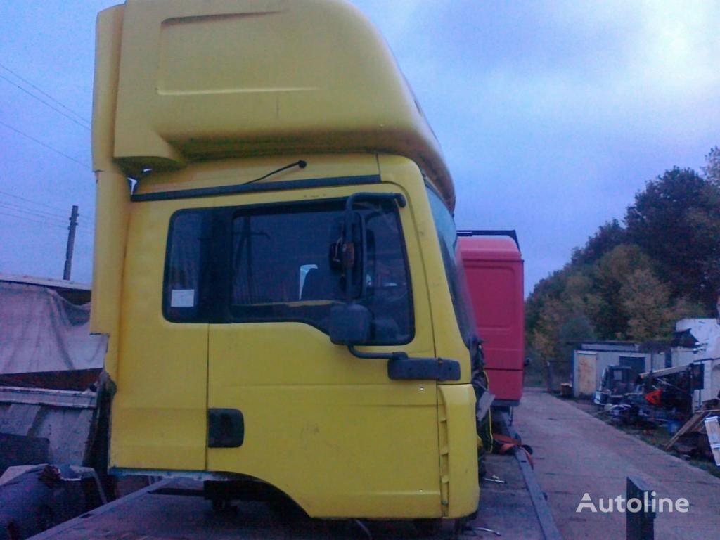 кабина для грузовика MAN TGA sypialna dzienna 8000 zl