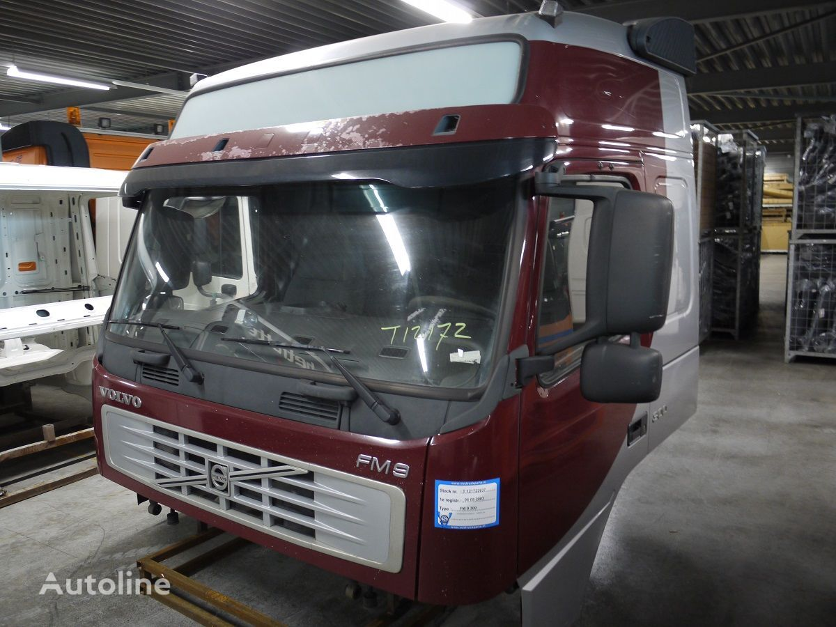 кабина для тягача VOLVO FM-9 N.T. GL