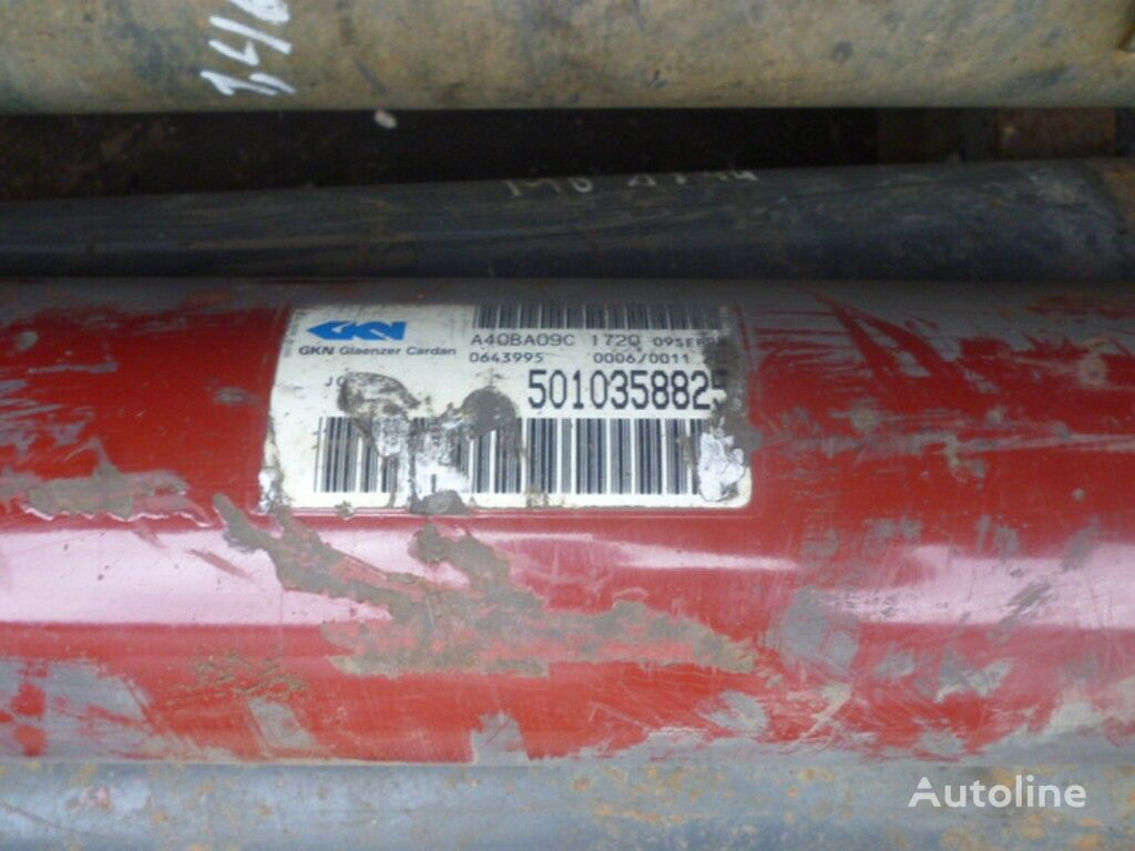 карданный вал  Renault L=1720 для грузовика