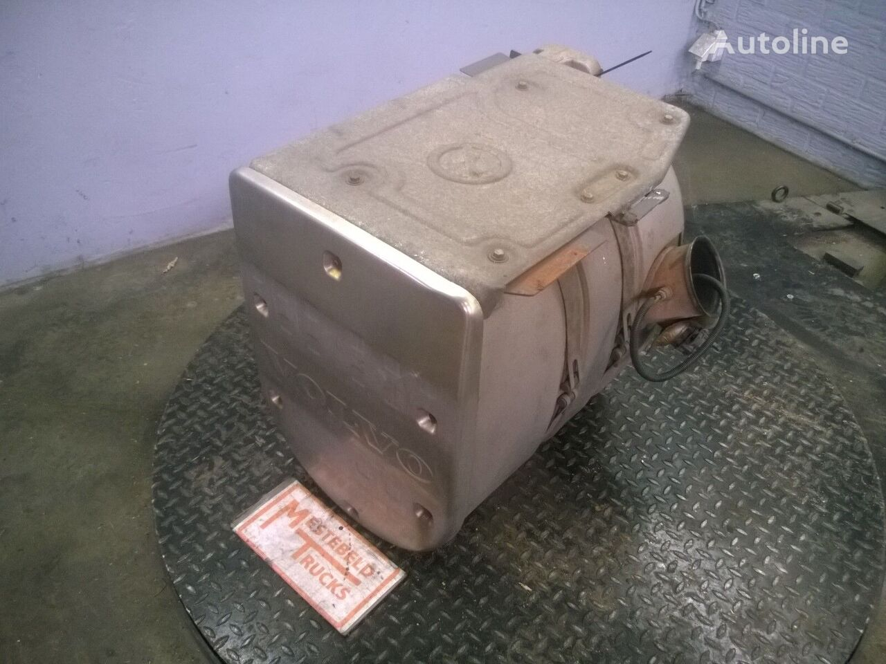 катализатор для тягача VOLVO Katalysator