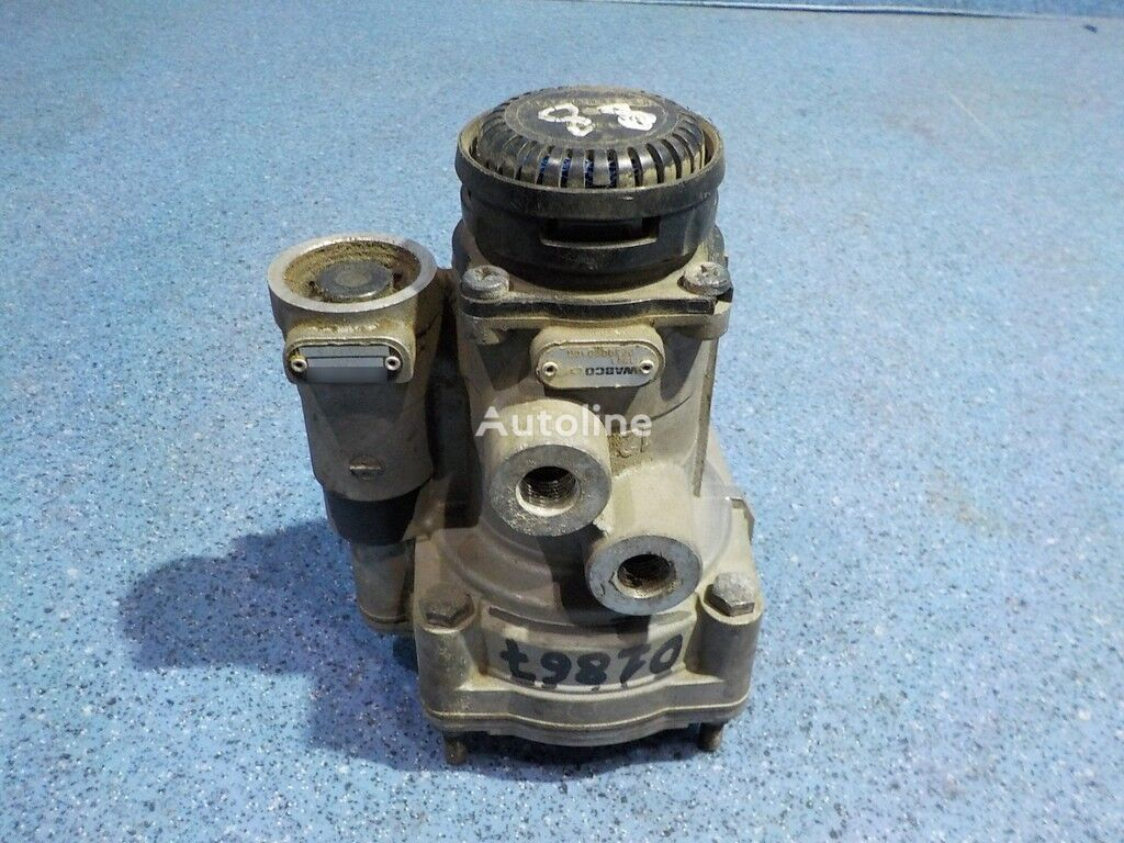 клапан  управления тормозами прицепа Scania для грузовика