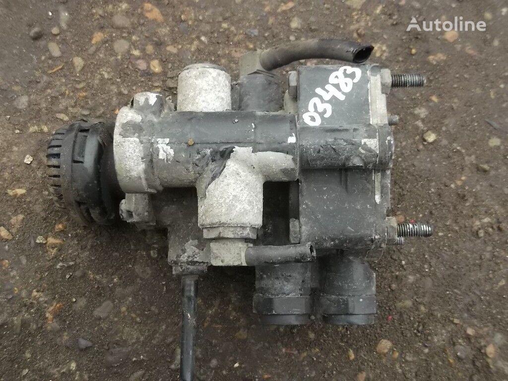 клапан  управления тормазами прицепа MAN для грузовика