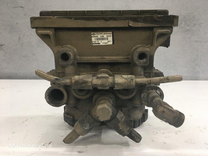 клапан  EBS Drukregelventiel R440 для другой спецтехники SCANIA EBS Drukregelventiel R440
