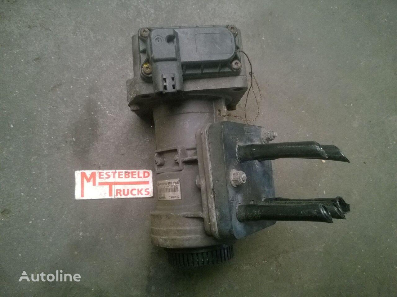 клапан для тягача SCANIA Voetremventiel 4-serie