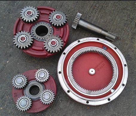 новый колесный диск  JCB для экскаватора JCB