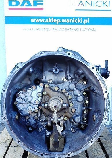 КПП  ZF MANUALNA 16S181, MANUAL GEARBOX для тягача DAF 85 CF XF 95
