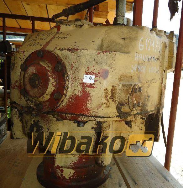КПП  Gearbox/Transmission Hanomag G421/31 для фронтального погрузчика G421/31