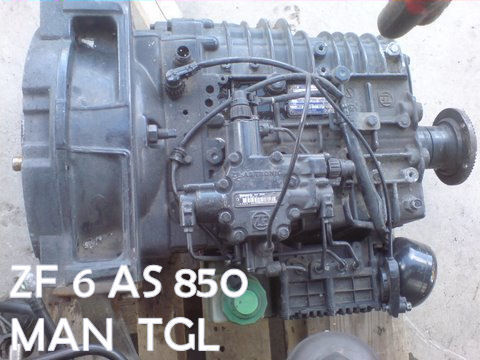 КПП для тягача MAN SKRZYNI ZF 6 AS 850 MAN TGL 5000 zl