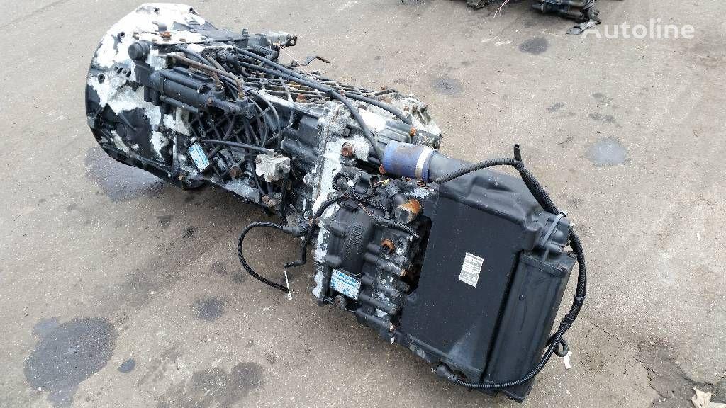 КПП для тягача MAN ZF ECOSPLIT 16S181 IT