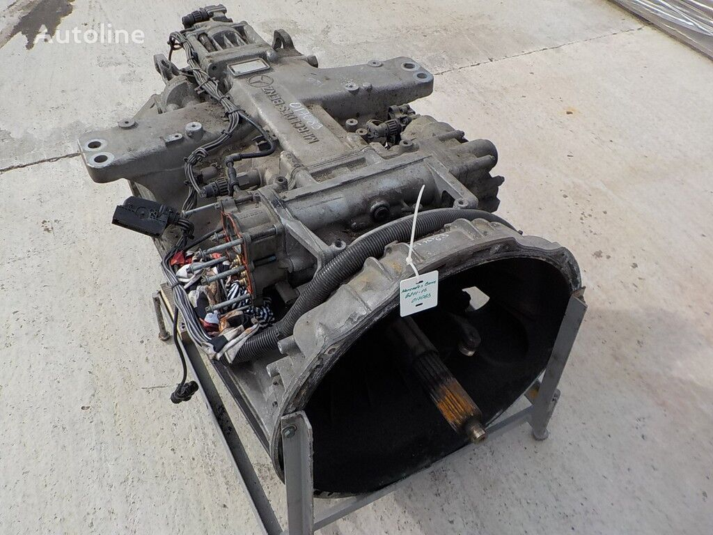 КПП  Mercedes-Benz G211-16 с ретардой для грузовика MERCEDES-BENZ Actros