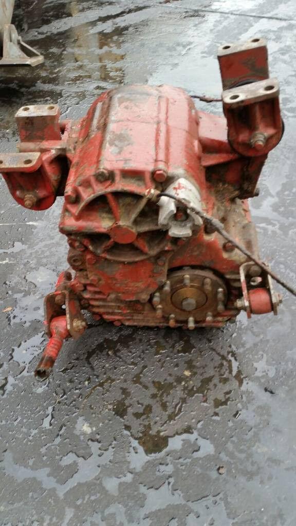 КПП для грузовика MERCEDES-BENZ VG 1400 W
