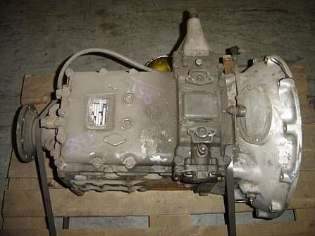 КПП для грузовика VOLVO S6-65